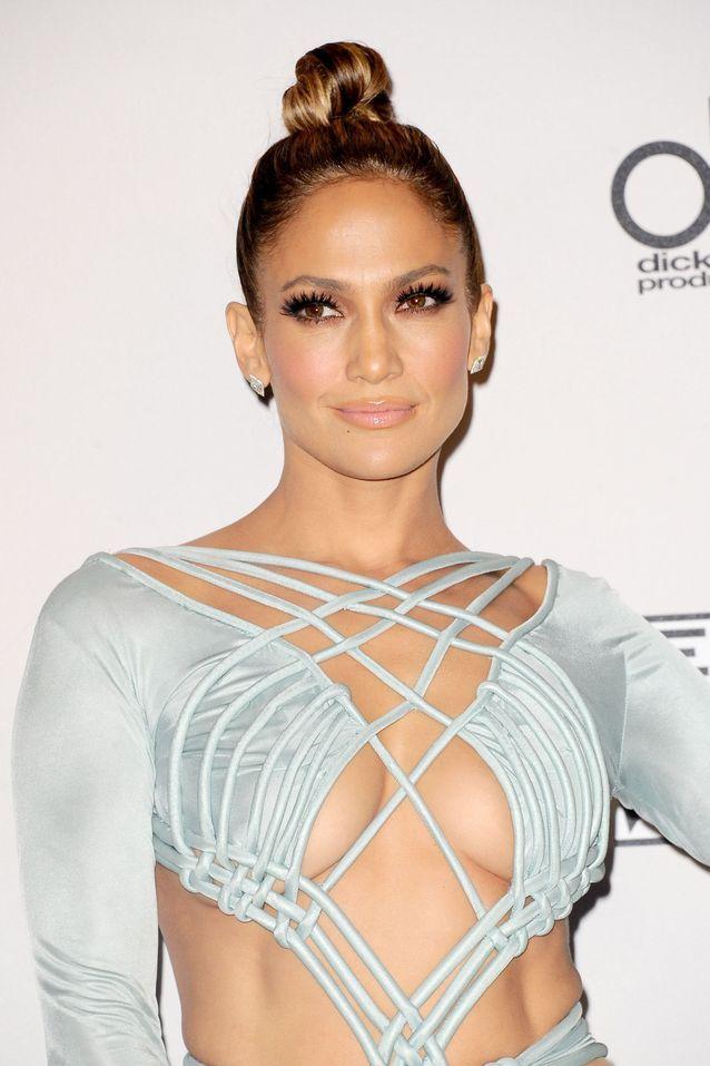 Le chignon samouraï de Jennifer Lopez