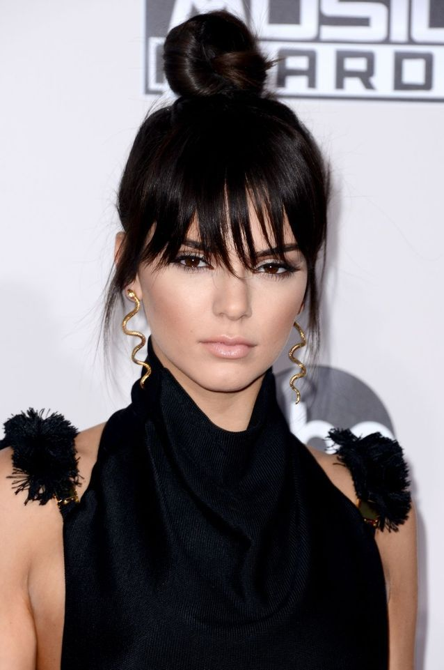 Le chignon samouraï de Kendall Jenner