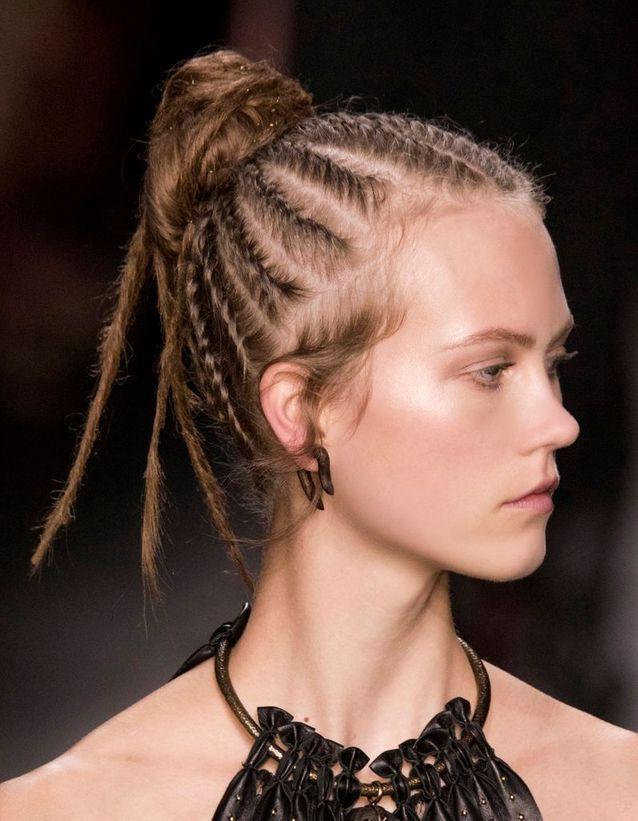 coiffure 2016 avec tresses - les 25 plus belles coiffures de