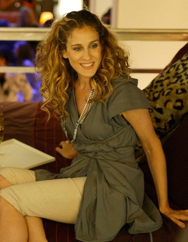 La demi-queue de Carrie Bradshaw