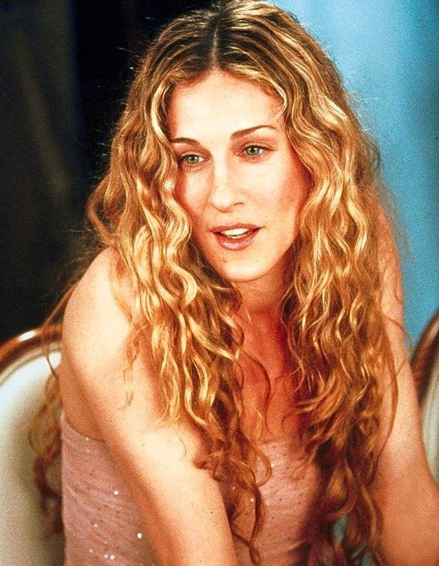 Les cheveux longs de Carrie Bradshaw