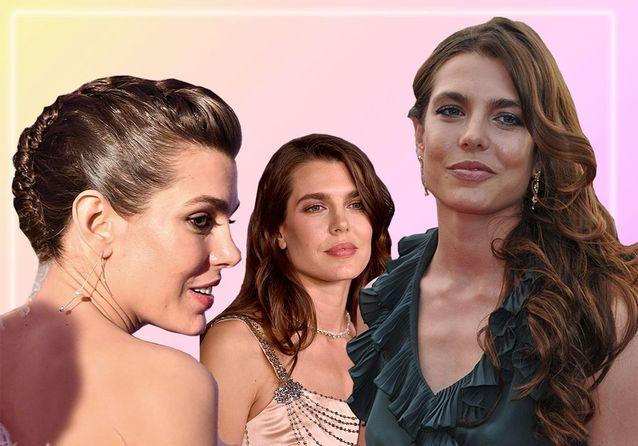 Charlotte Casiraghi : retour sur ses plus belles coiffures