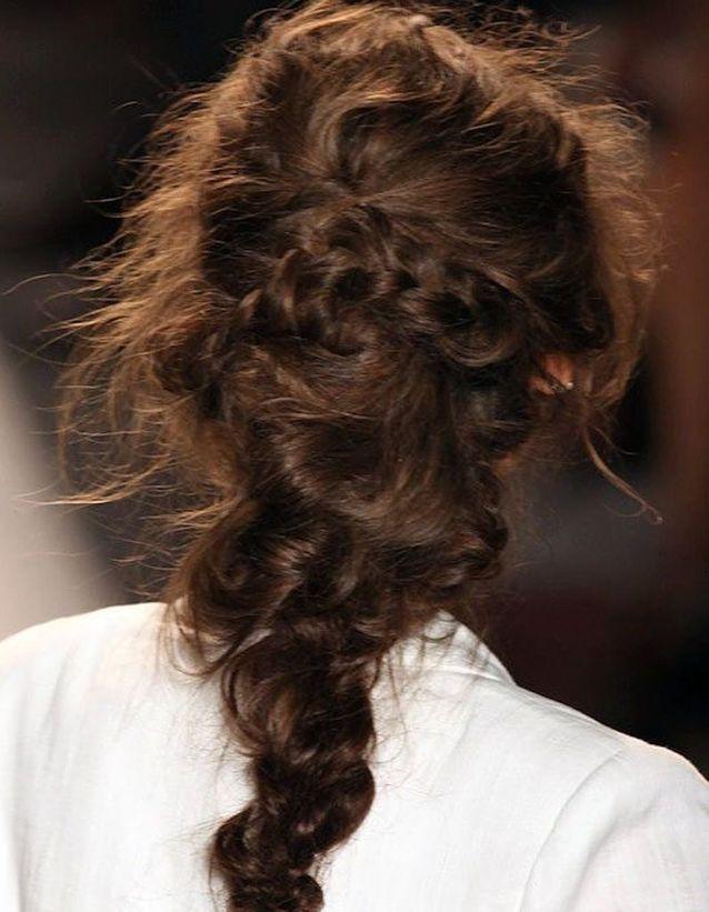 Coiffure coiffée décoiffée inspiration