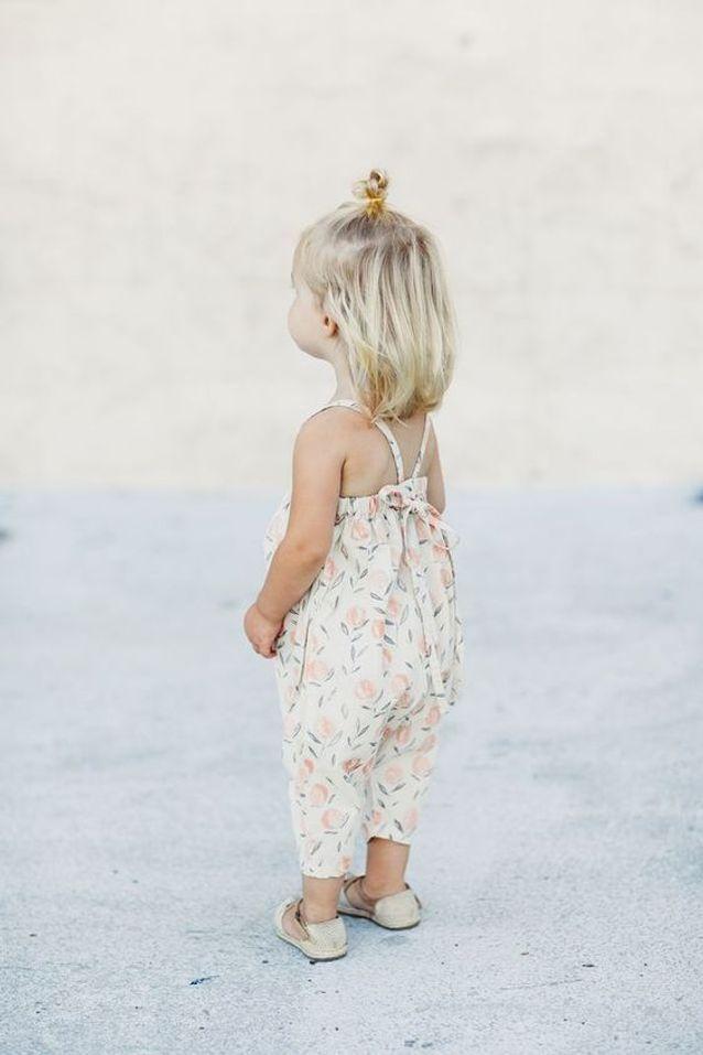 coiffure petite fille 2 ans - 45 coiffures de petite fille