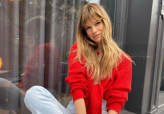 Coiffure tendance : 10 franges à porter avec les cheveux longs