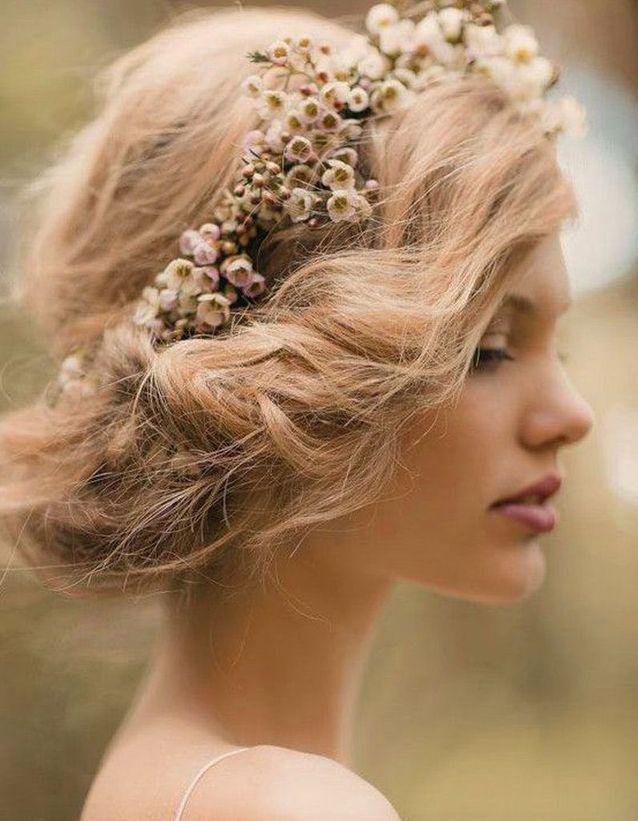 Coupe cheveux mi-longs blonds automne-hiver 2016
