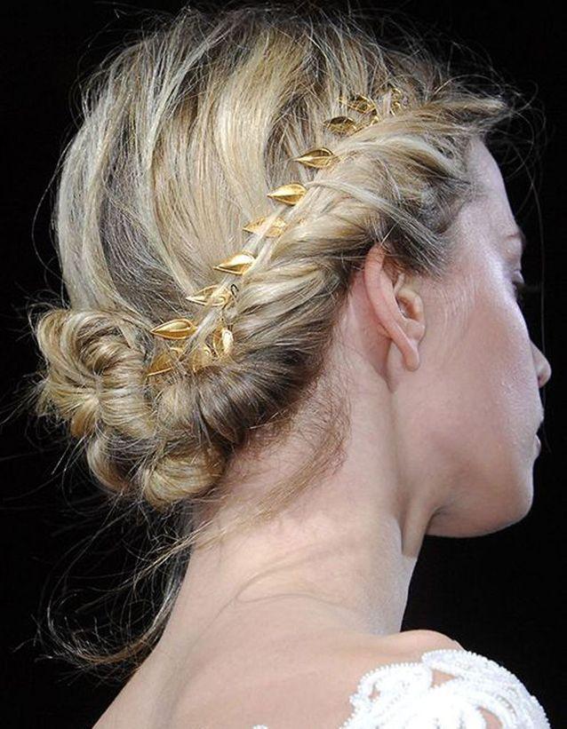 Idée coiffure cheveux mi-longs automne-hiver 2016