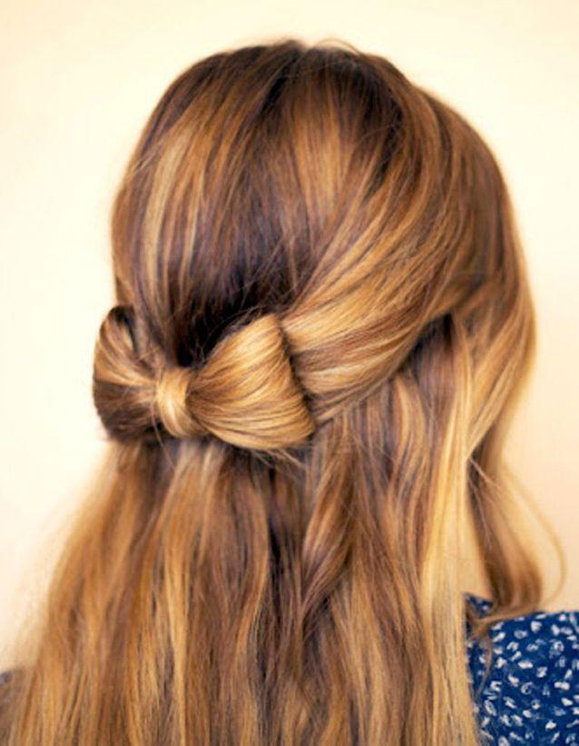 Modèle coupe cheveux mi-longs automne-hiver 2016