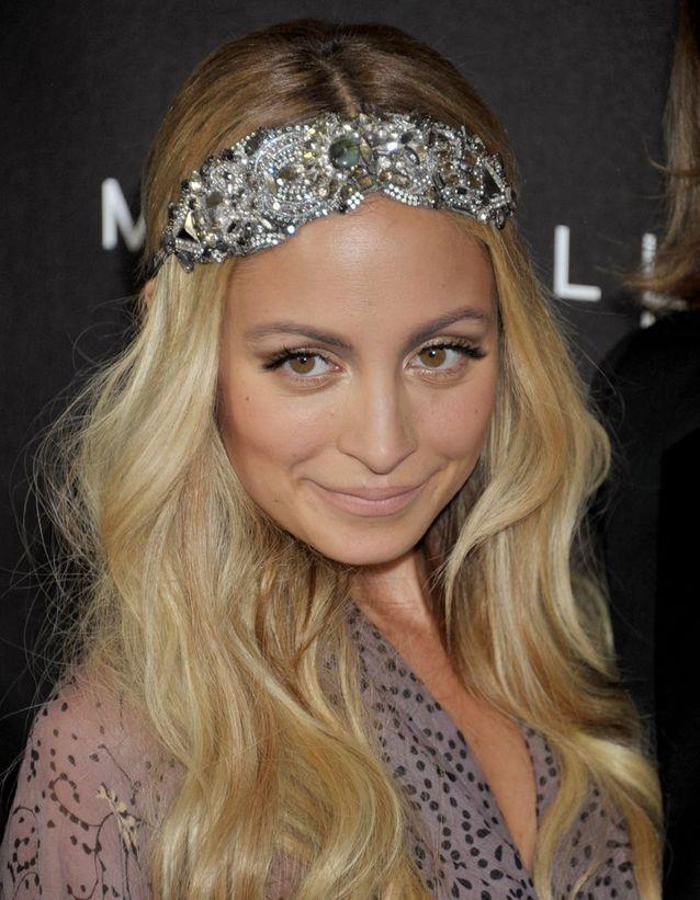 Avant : Nicole Richie blonde