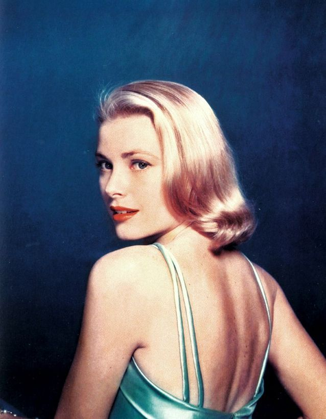 Grace Kelly blonde
