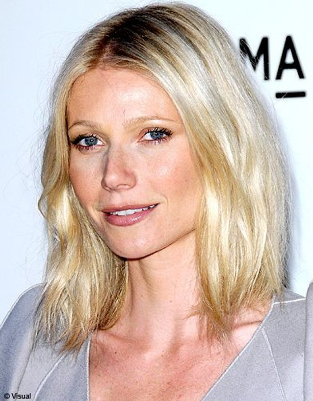 Gwyneth Paltrow blonde