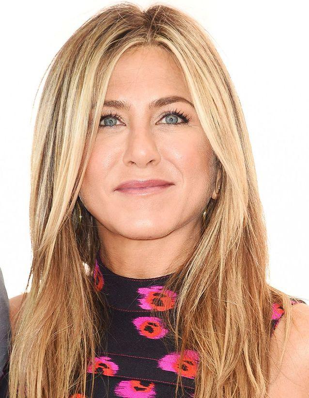 Jennifer Aniston blonde