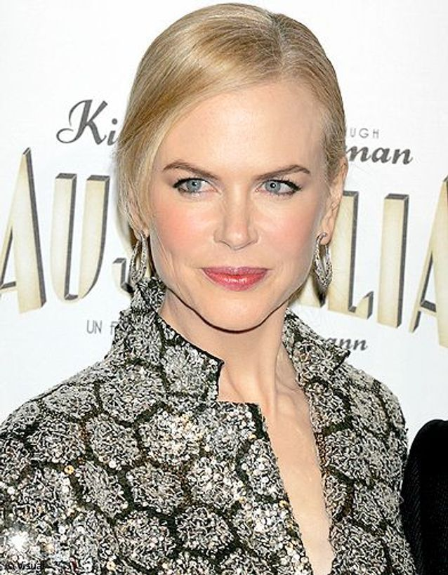 Nicole Kidman blonde