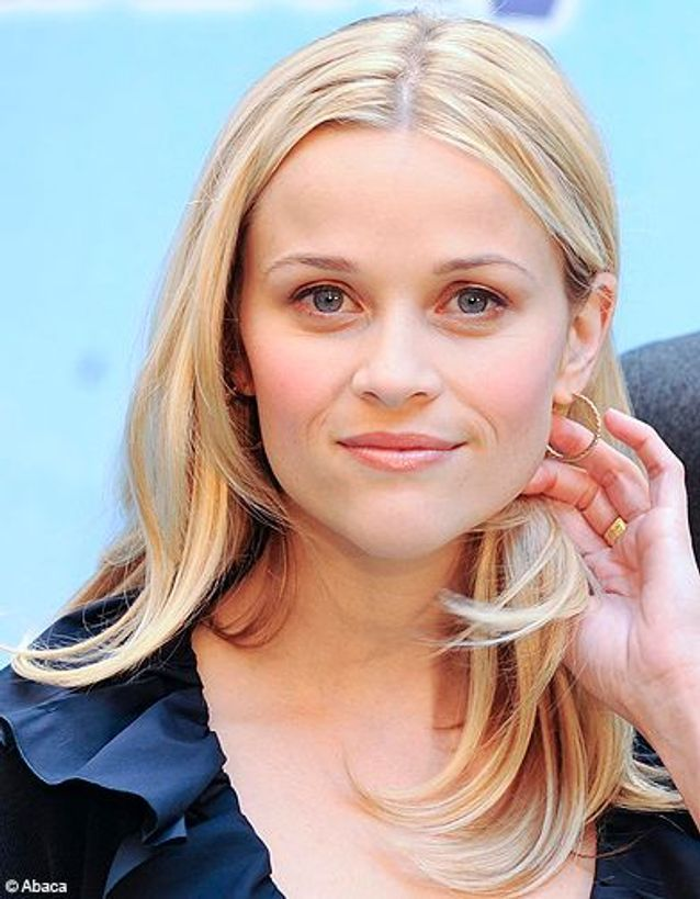 Reese Witherspoon blonde