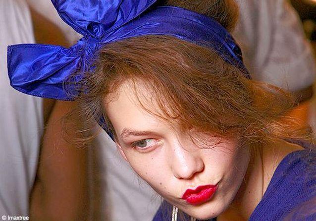 Les coiffures des défilés new-yorkais