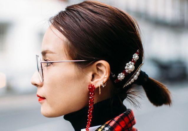 Les plus belles coiffures de la Fashion Week