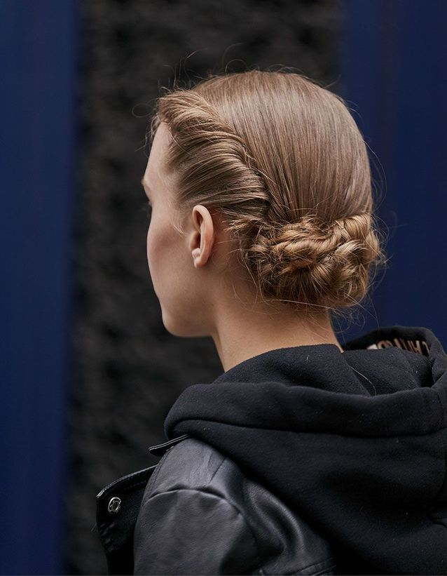 Le chignon upgradé
