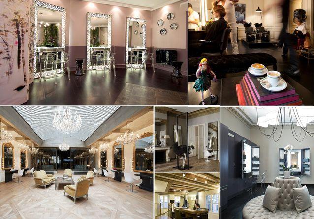 Les 16 meilleurs salons de coiffure parisiens