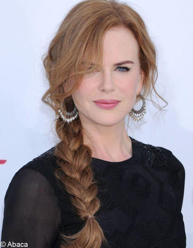 La grosse tresse de Nicole Kidman