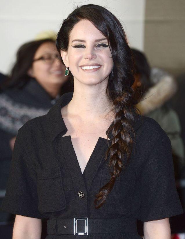 La tresse de Lana Del Rey
