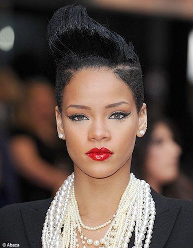 Crete Noire Coiffure Rihanna Toutes Ses Coupes En Images Elle