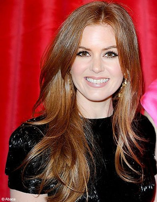 Isla Fisher height