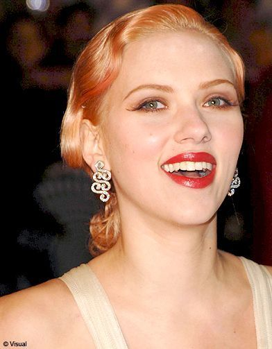 cheveux blond-roux