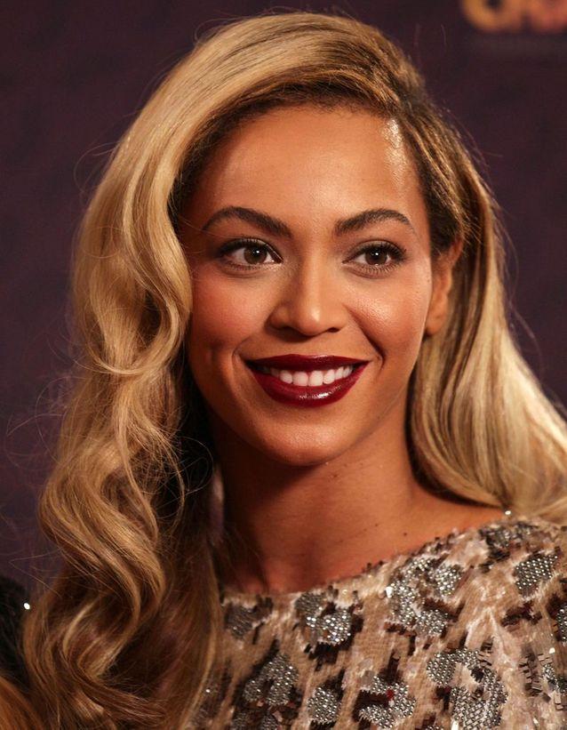 Beyoncé en blonde
