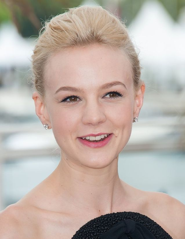 Carey Mulligan en blonde