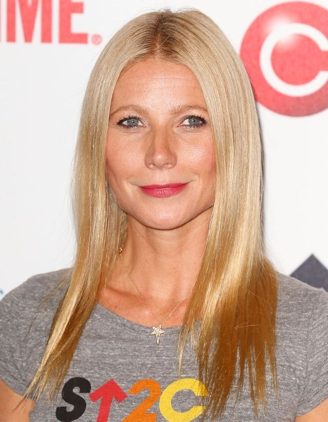 Gwyneth Paltrow en blonde