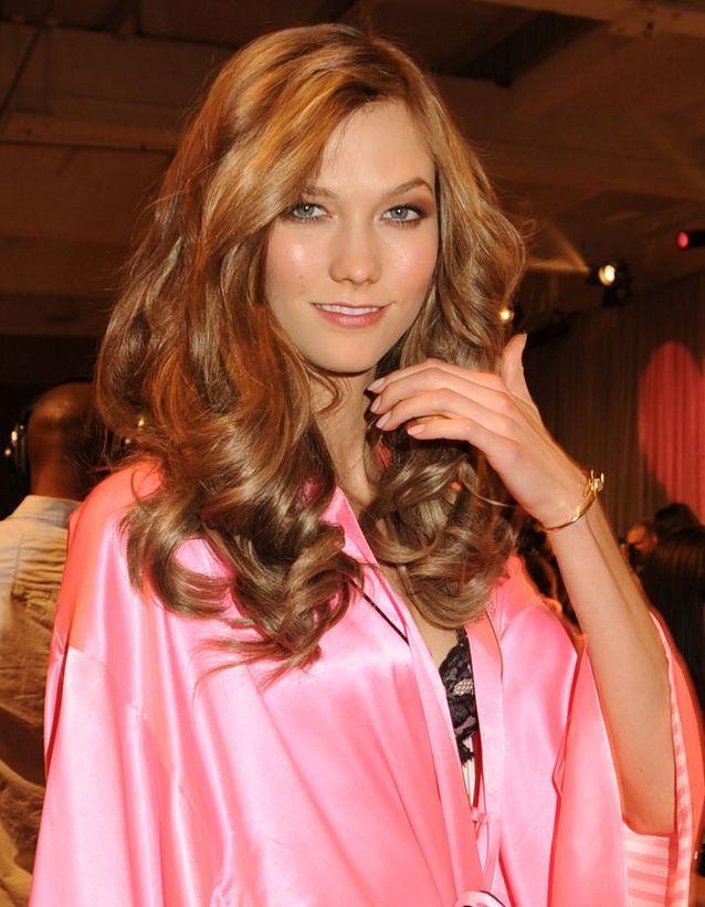 Karlie Kloss en brune