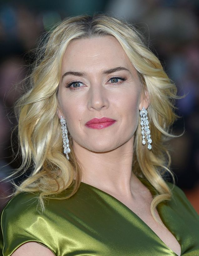 Kate Winslet en blonde