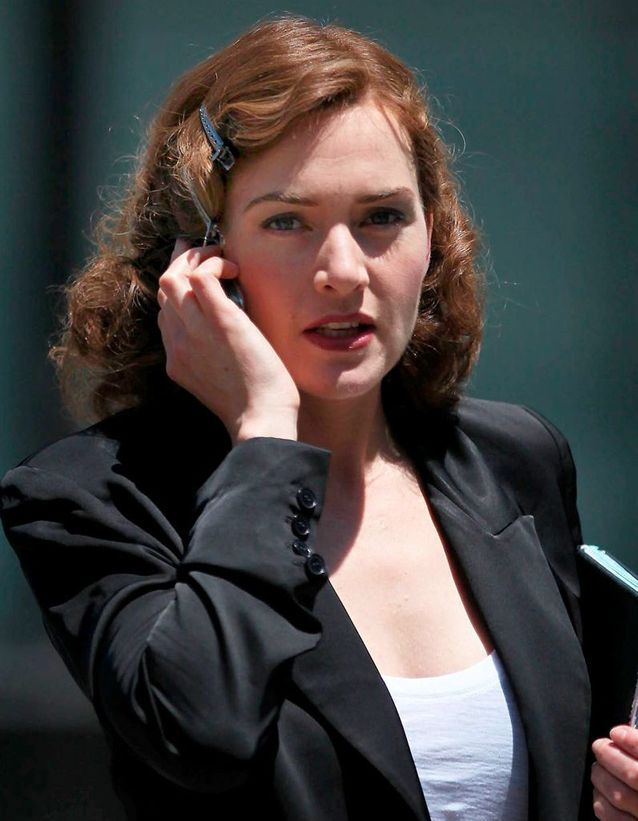 Kate Winslet en brune