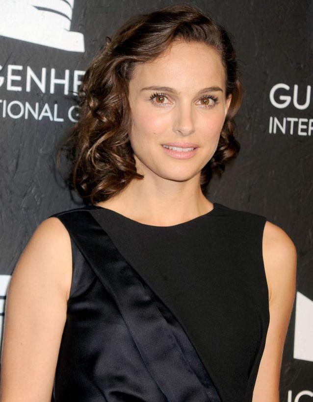 Natalie Portman en brune