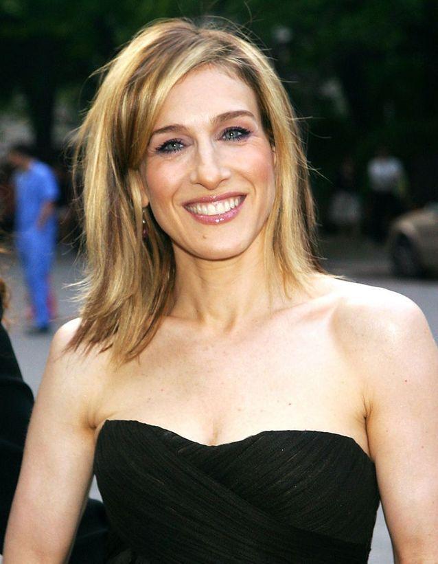 Sarah Jessica Parker en blonde