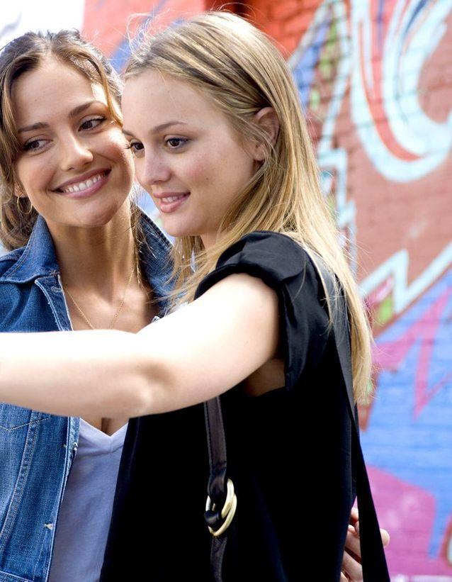 Leighton Meester en blonde