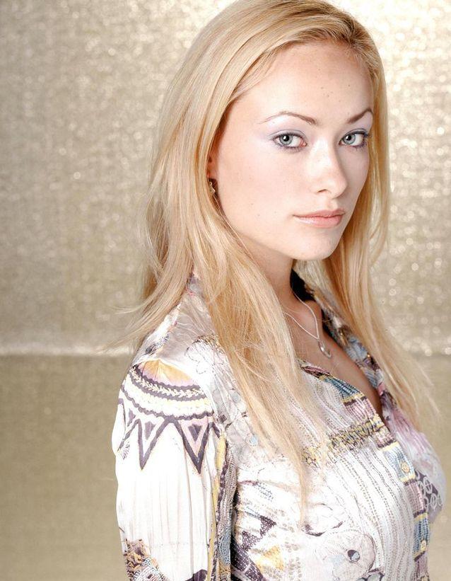 Olivia Wilde en blonde