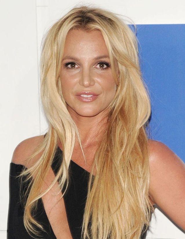 Buttery blonde : Britney Spears