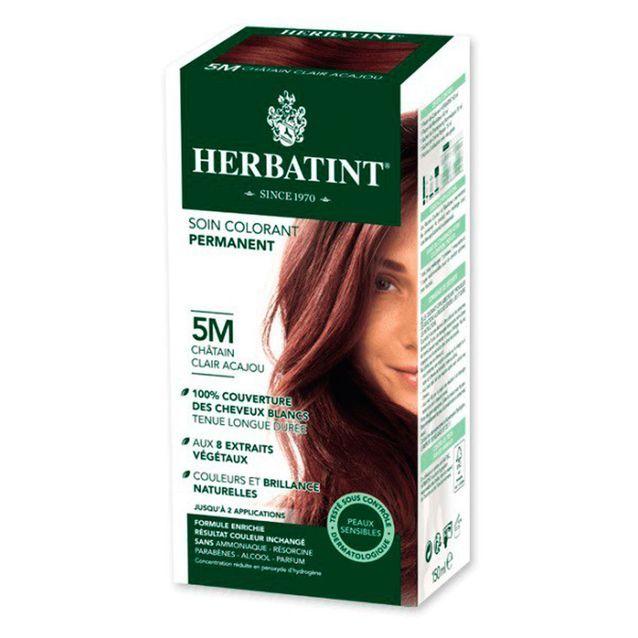Soin colorant permanent, Herbatint