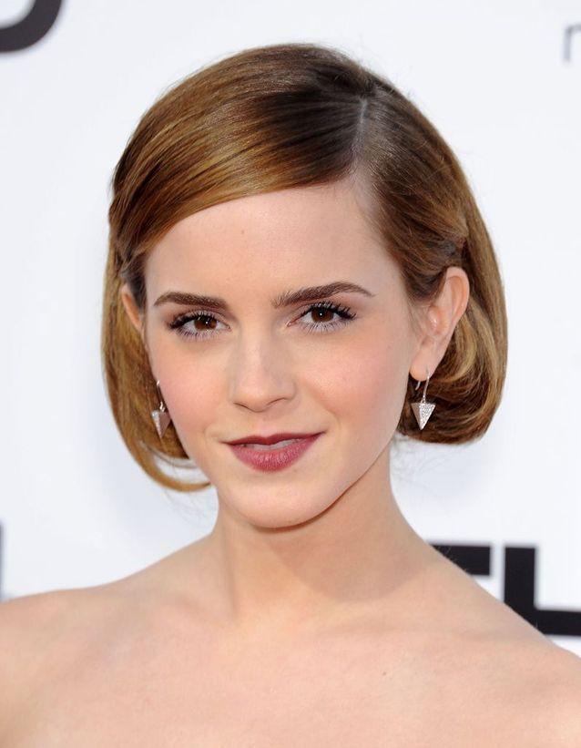 Les Cheveux Châtain Clair D'Emma Watson