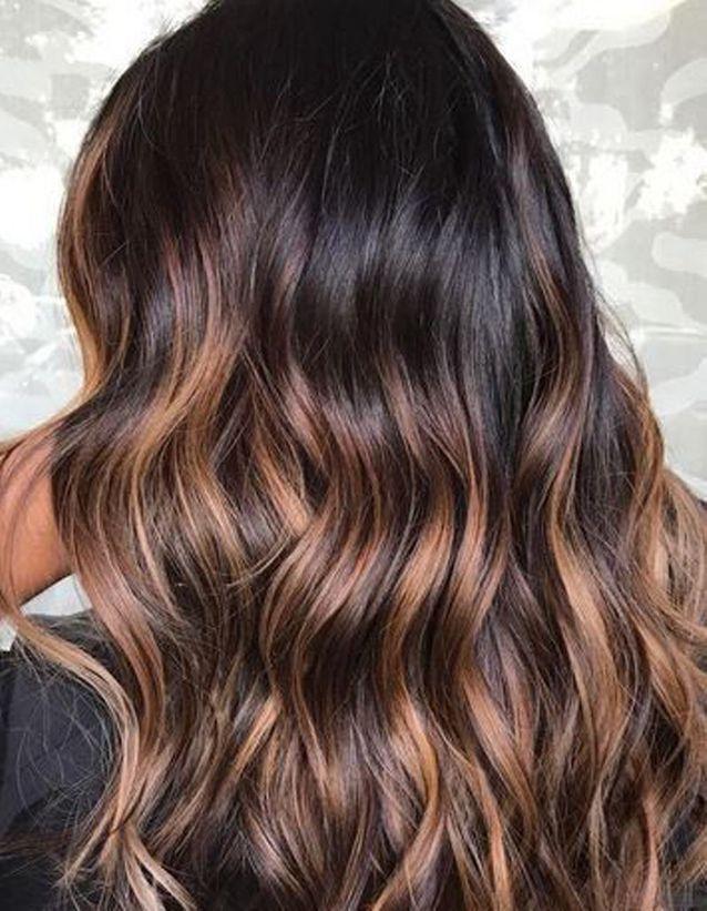 Ombré hair caramel , Ombré hair  les plus beaux dégradés de