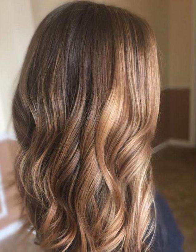 Ombré hair miel , Ombré hair  les plus beaux dégradés de