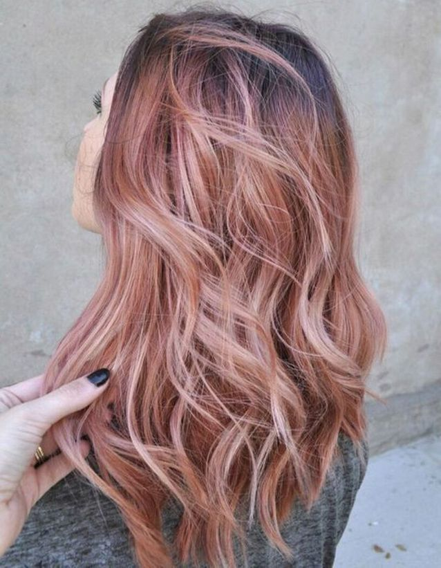 Ombre Hair 2018 Ombre Hair Les Plus Beaux Degrades De Couleur Elle