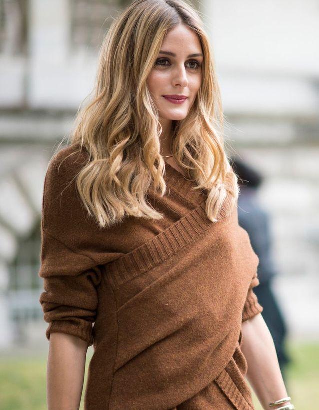 Cheveux longs ondulés automne-hiver 2018