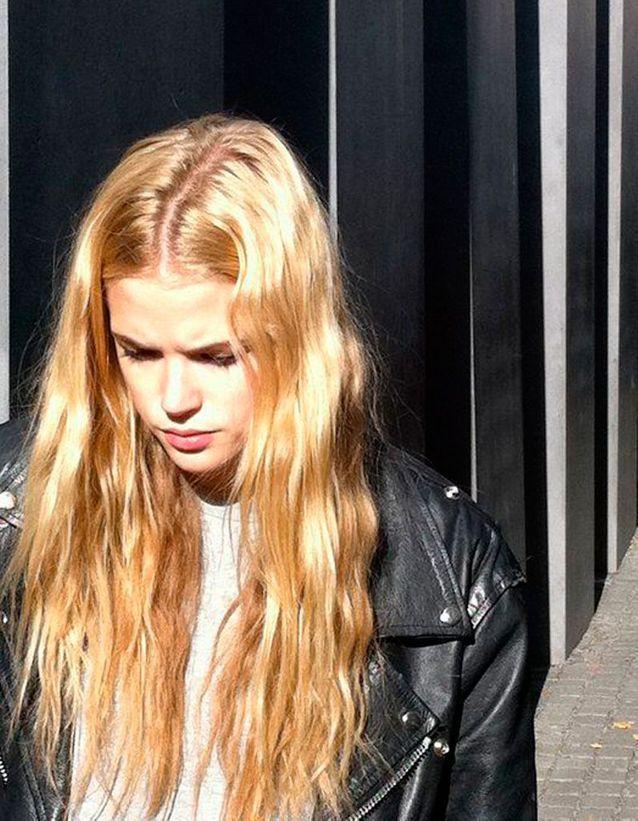 Coupe cheveux longs ondulés hiver 2016