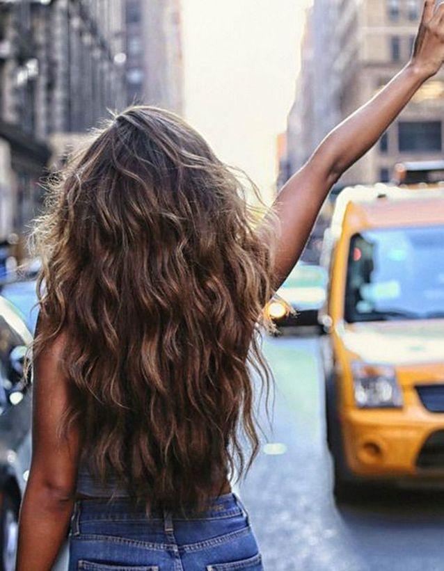 Cheveux long que faire comme coupe