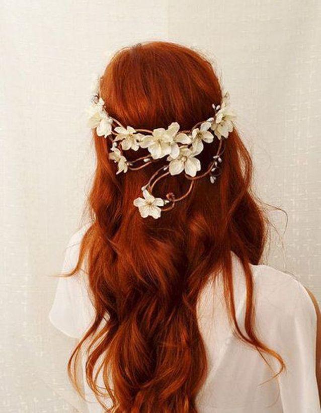 Modèle coiffure cheveux ondulés automne-hiver 2016