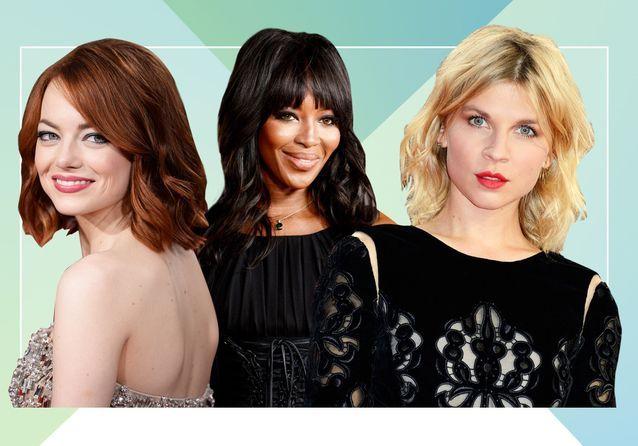 Coupe dégradée : les coiffures de stars les plus réussies