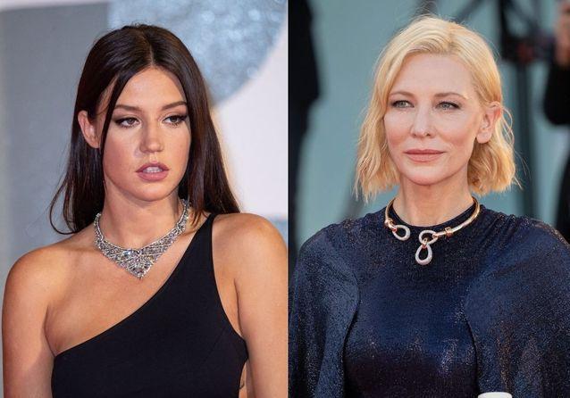 Adèle Exarchopoulos, Cate Blanchett, Annabelle Belmondo… : les plus belles coiffures de la Mostra de Venise 2020