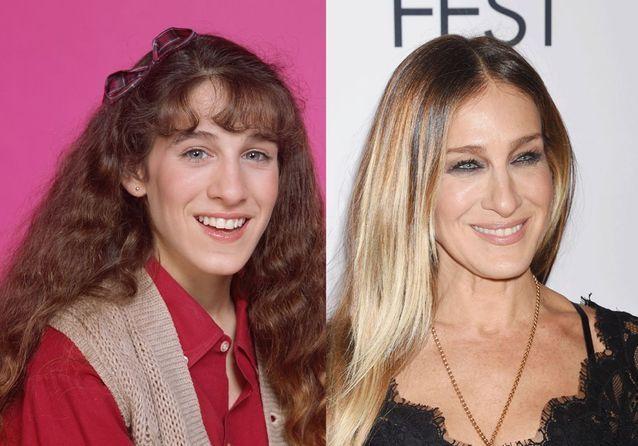 Avant / après : les vraies couleurs de cheveux des stars